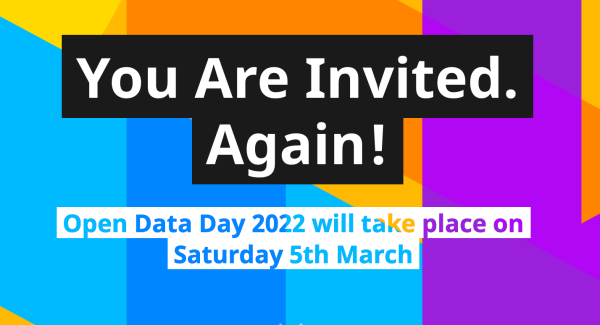 Open Data Day 2022
