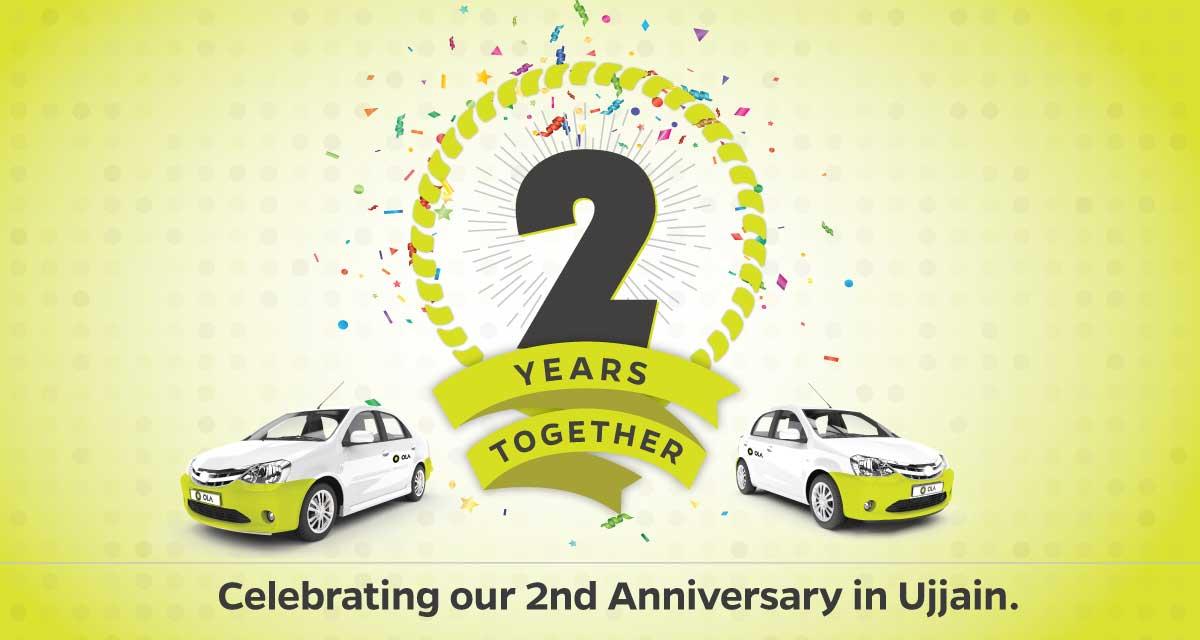Celebrating 2 Years In Ujjain