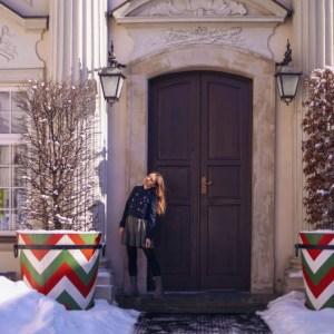Sukienka na zimę, jesień, od projektanta, Warszawa, polski projektant