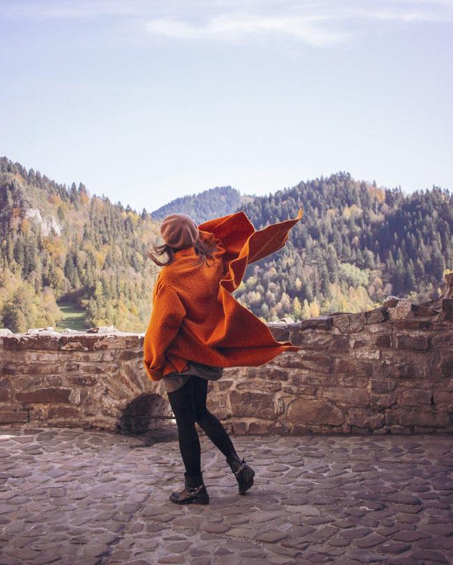 Blog o podróżach, podróże, Pieniny, polskie góry, zamki w Polsce, moda