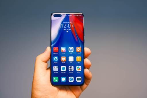 telemovel Huawei p40 Pro