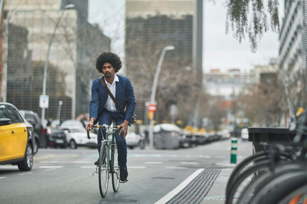 Toca a pedalar. As bicicletas vieram para ficar. title