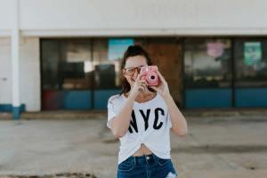 Melhores máquinas fotográficas instantâneas