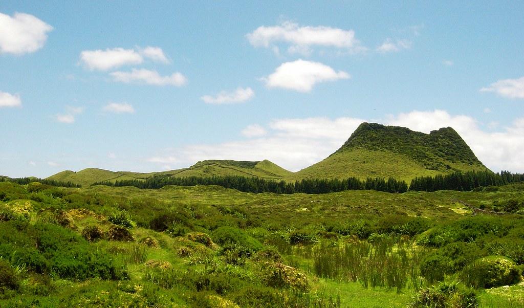 Pico do Gaspar, Açores - Portugal