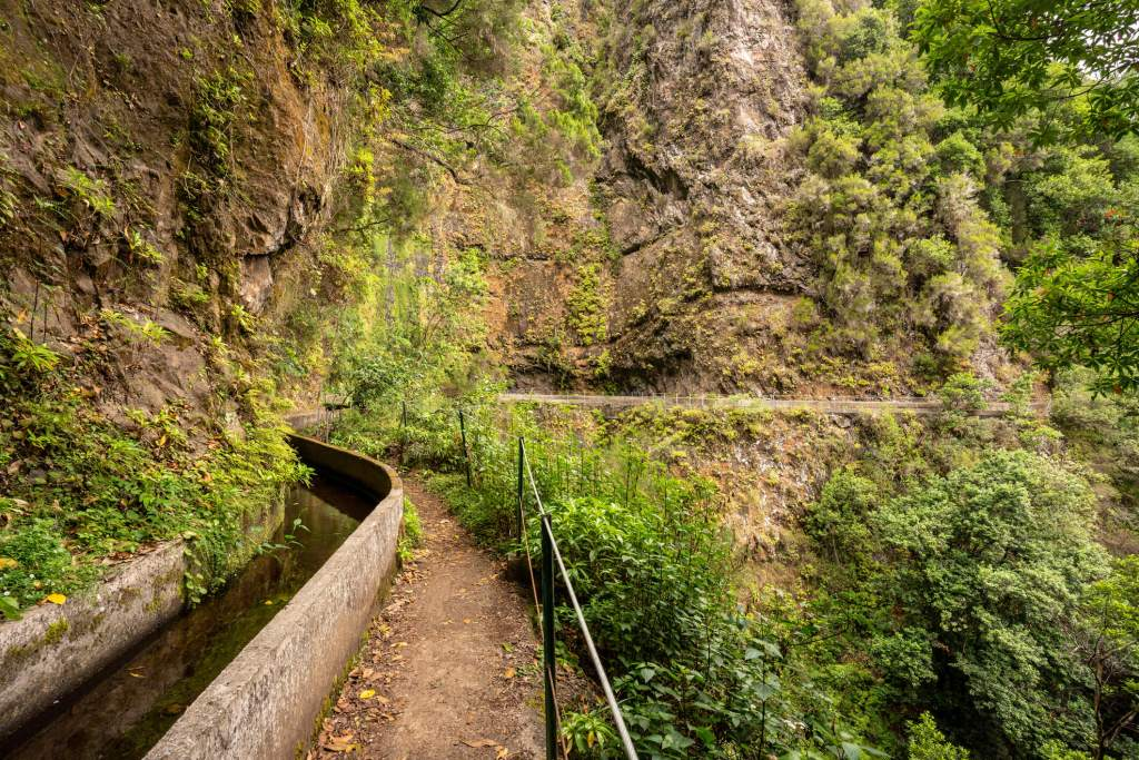 Levada Fajã do Rodrigues, Madeira - Portugal
