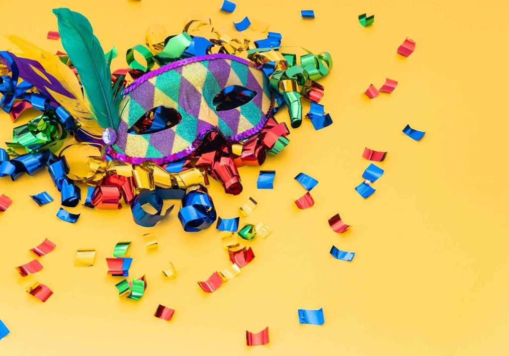 8 ideias de máscaras de Carnaval para os mais pequenos title