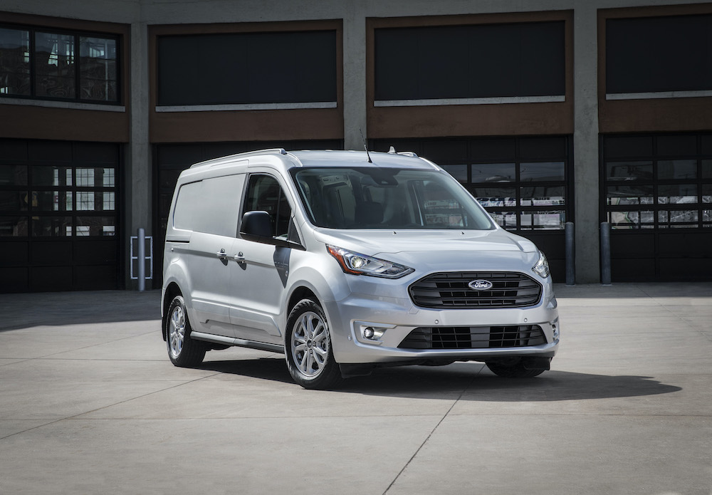 Ford Transit Connect carros comerciais