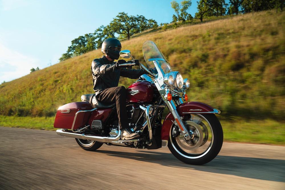 Harley Davidson Road King Motos de Viagem OLX