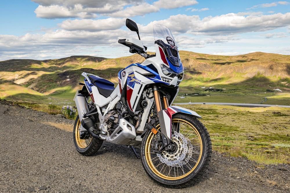 Honda Africa Twin Motos de Viagem