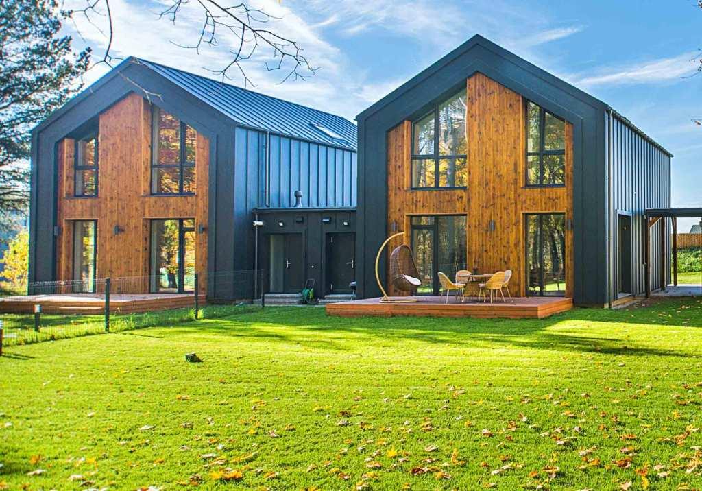 Que tipos de casas sustentáveis existem? title