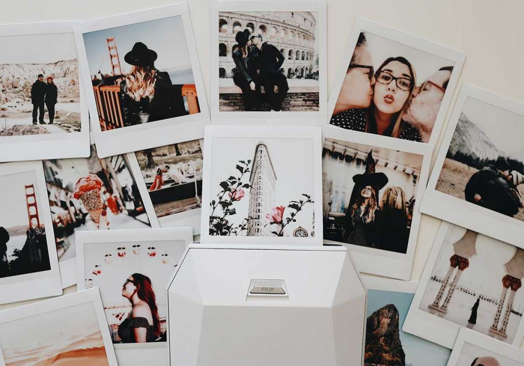 Impressoras para telemóvel: imprime as tuas fotos na hora