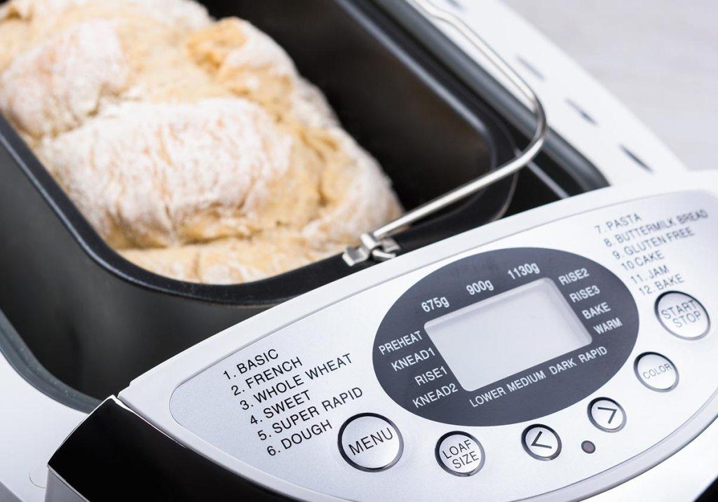 Máquinas de fazer pão: como escolher? title