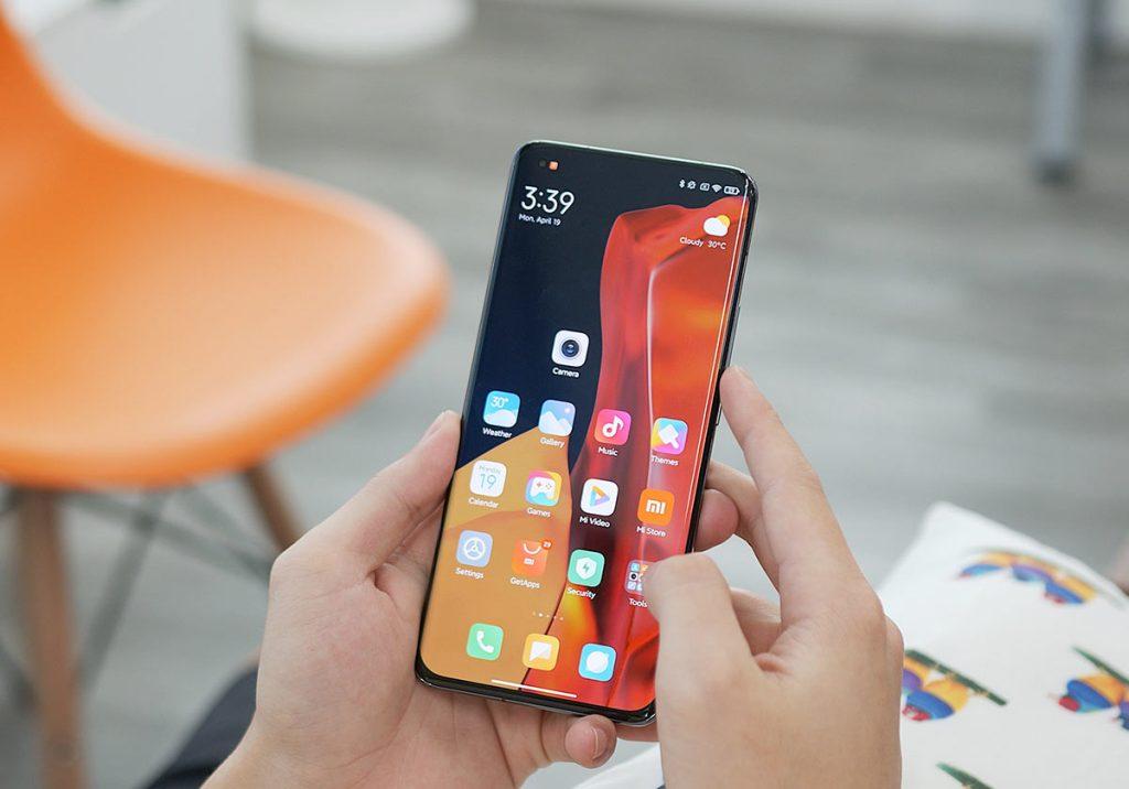 Os melhores smartphones da gama Xiaomi Mi 11 title
