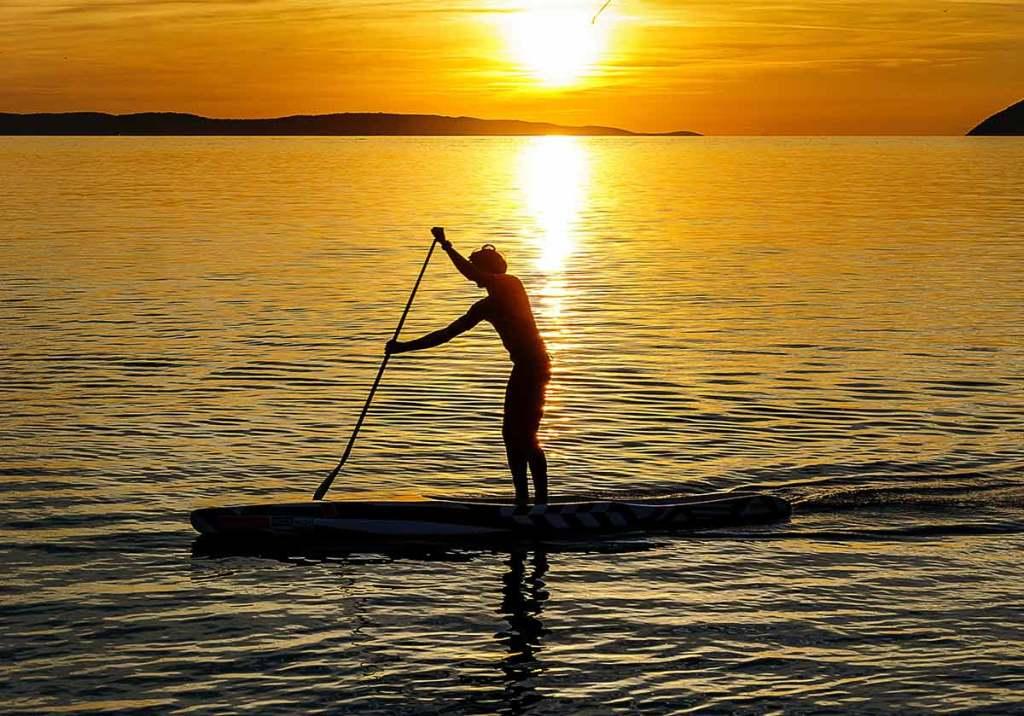 Paddle surf: onde e como começar title