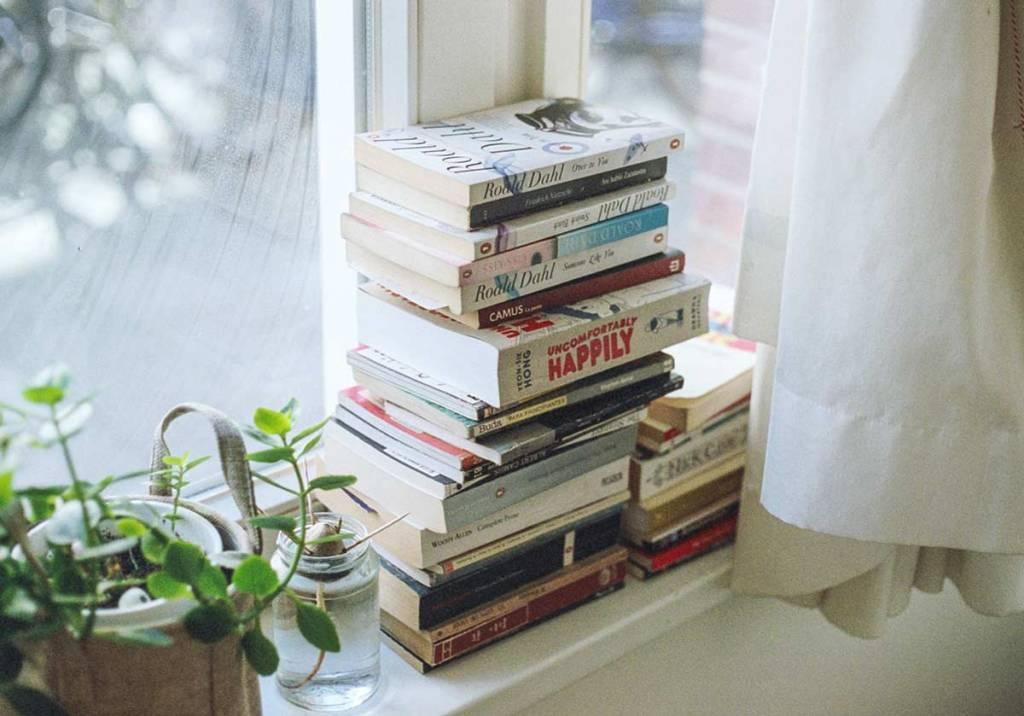 Como vender os teus livros usados title