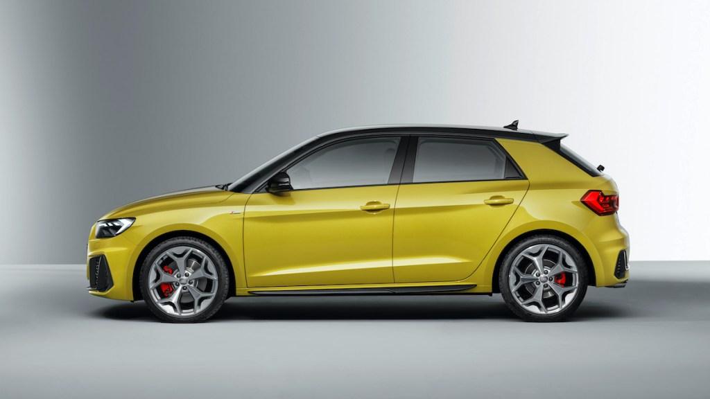 Audi A1 citadino usado