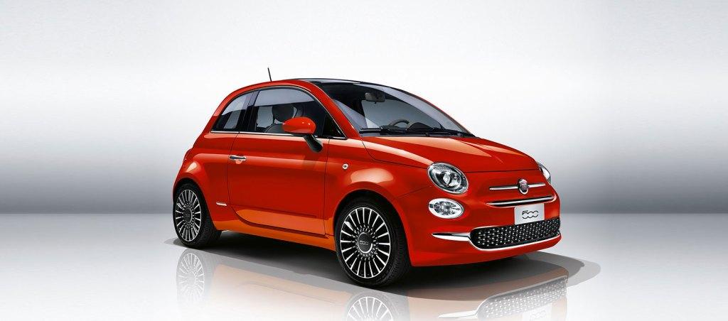 Fiat 500 usado OLX