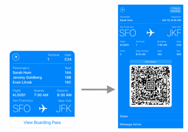 Facebook 航空公司範本模板 Airline templates