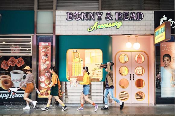 BONNY & READ 門市照片,飾品電商客服、行銷整合系統推薦