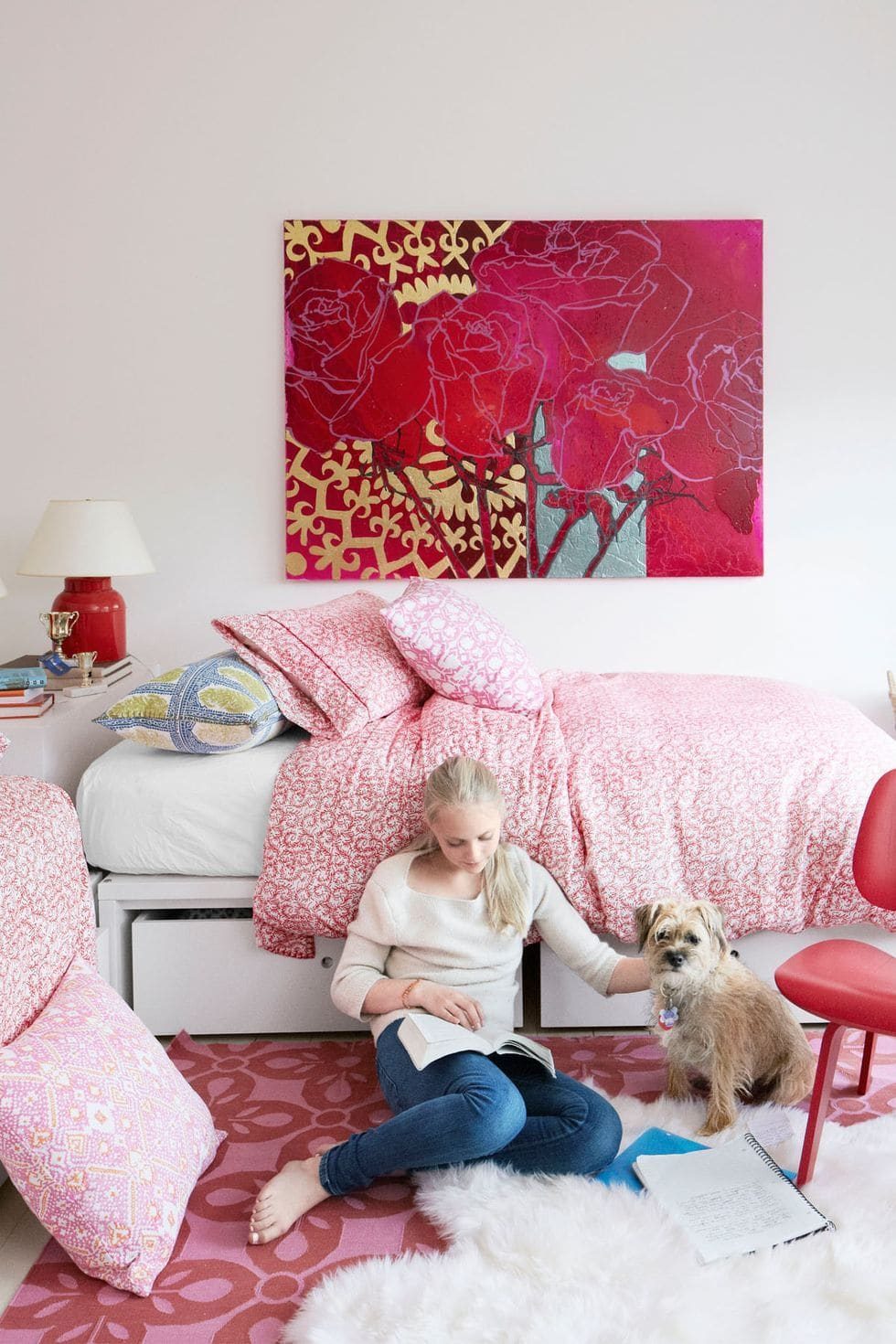 11 Stylish Teenage Girls Bedroom Ideas on Teenage Bedroom Ideas  id=56411