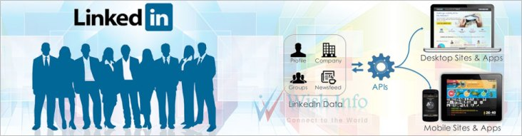 linkedin API Developers