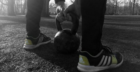 Kettlebell Outdoor