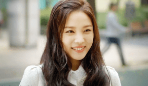 Yoon So Hee as Eun Dong in My Love, Eun Dong.