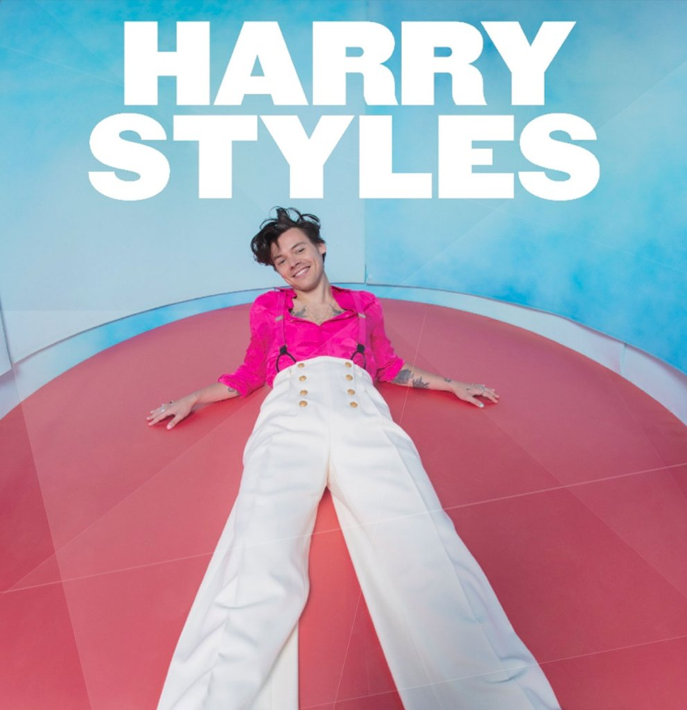 Harry Styles à l'AccorHotels arena