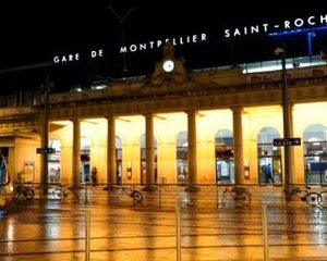 Parking Gare de Montpellier - Saint-Roch Montpellier : tarif, abonnement - Parking Gares