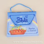 Carry Along Bible Baby Book at One Small Child