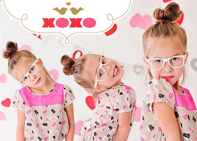 Cute photo valentines ideas www.onesmallchild.com