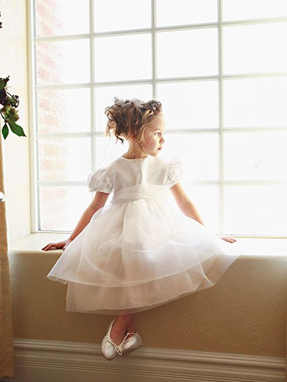 Miss Mallory at One Small Child | Flower Girl Dresses