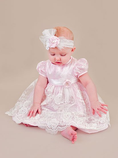 Madeline Baby Easter Dresses | One Small Child