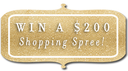 Win $200 to shop for christening gowns and outfits at One Small Child!