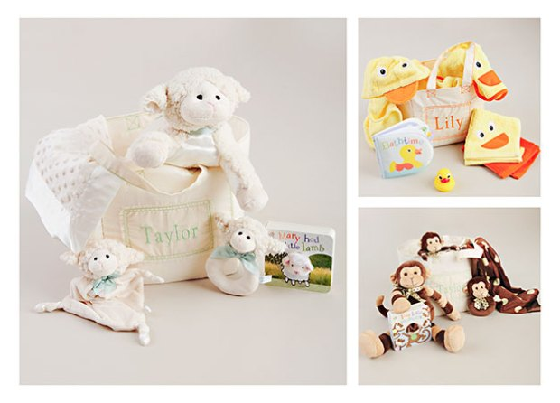 Baby Easter Gift Baskets | One Small Child