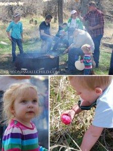 Family Easter Traditions 2015