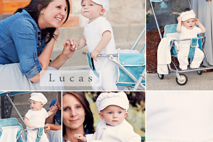Winter Boys Christening Outfits