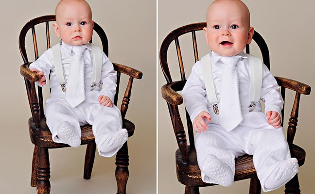 Payton Suspender Christening Outfit Boy Baptism Outfit Blessing Outfit