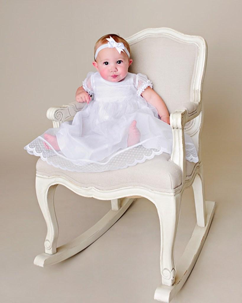 Hazel Jane Baptism Dress