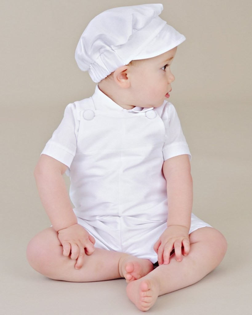 Johnny Christening Outfit