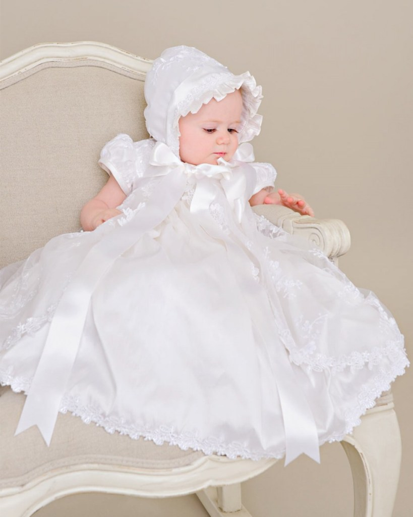 Kate Christening Gown