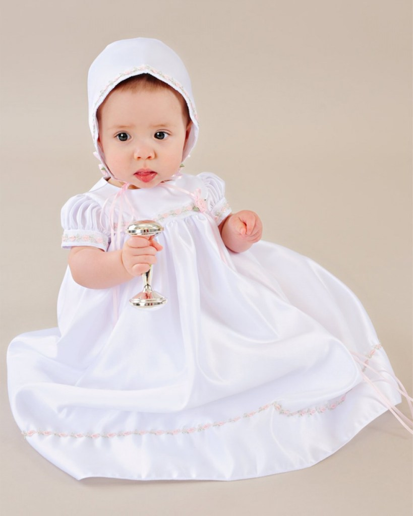 Mandi Christening Dress
