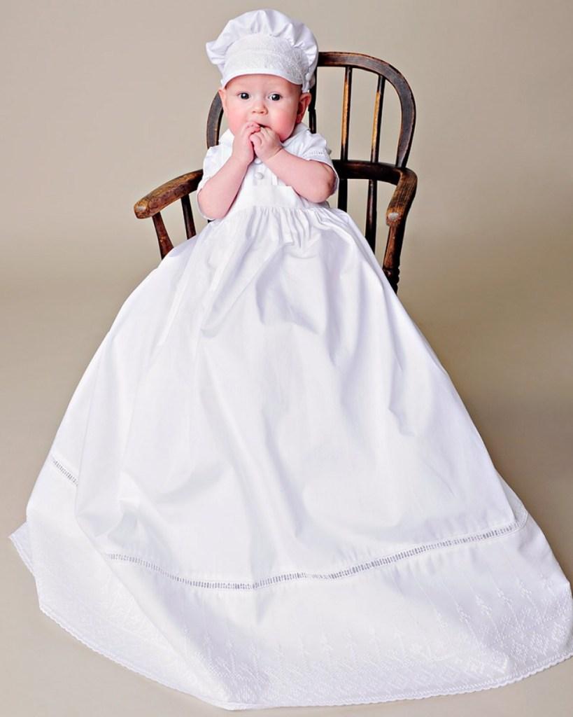 Sean Christening Gown