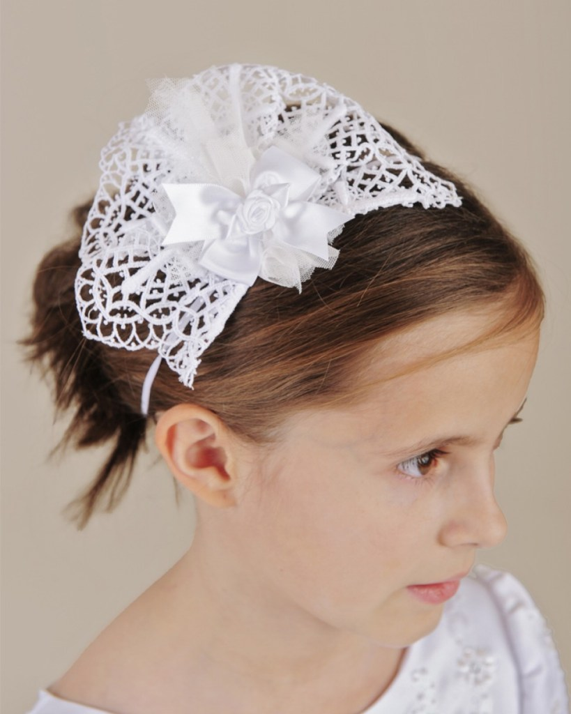 Cross Fascinator Headband