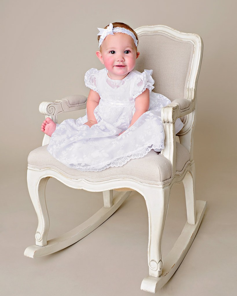 Hazel Anne Baptism Dress