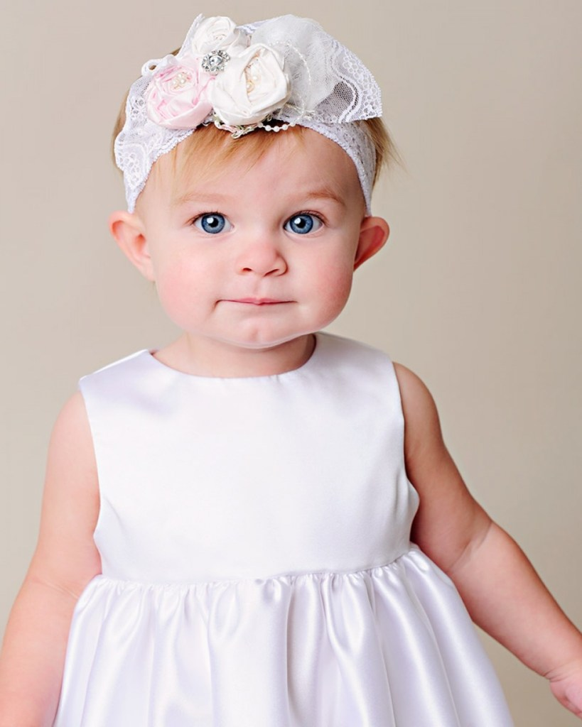 Jessa Christening Headband
