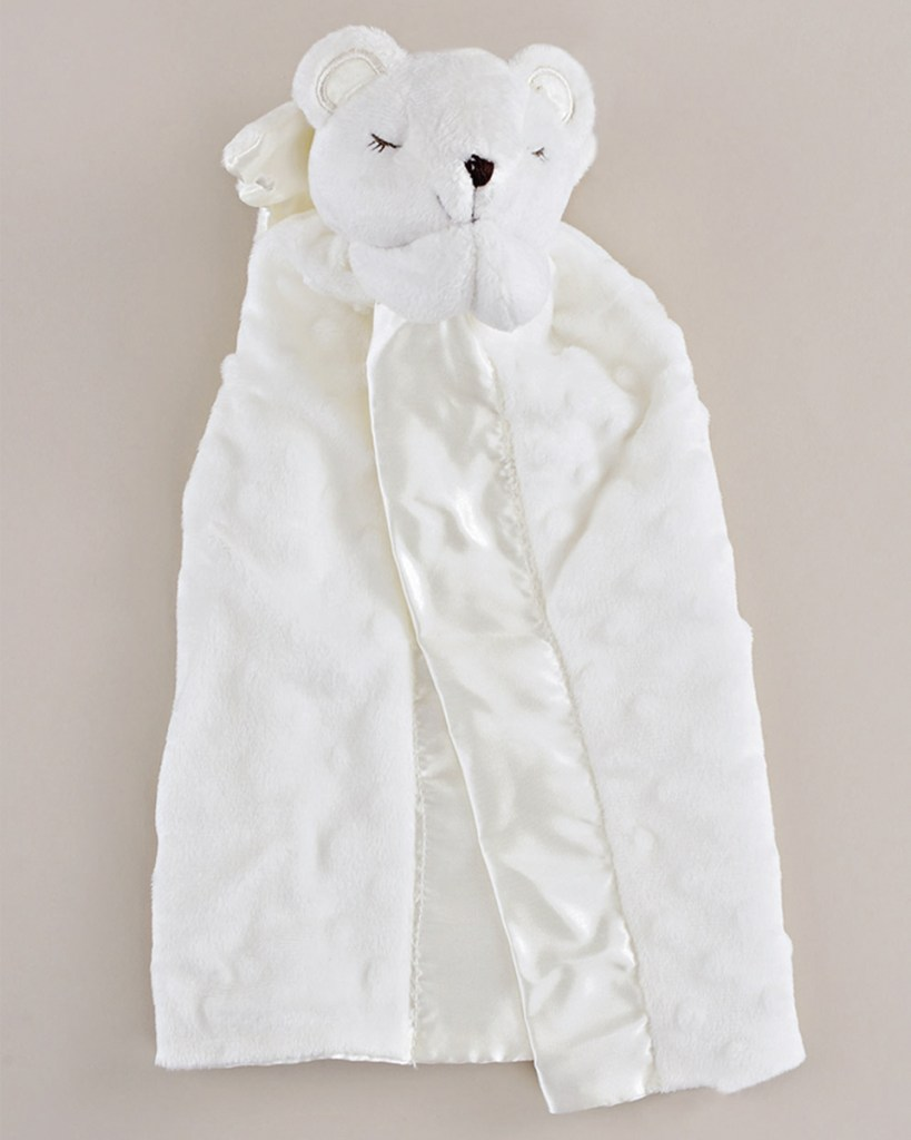 Prayer Bear Cuddle Blankie
