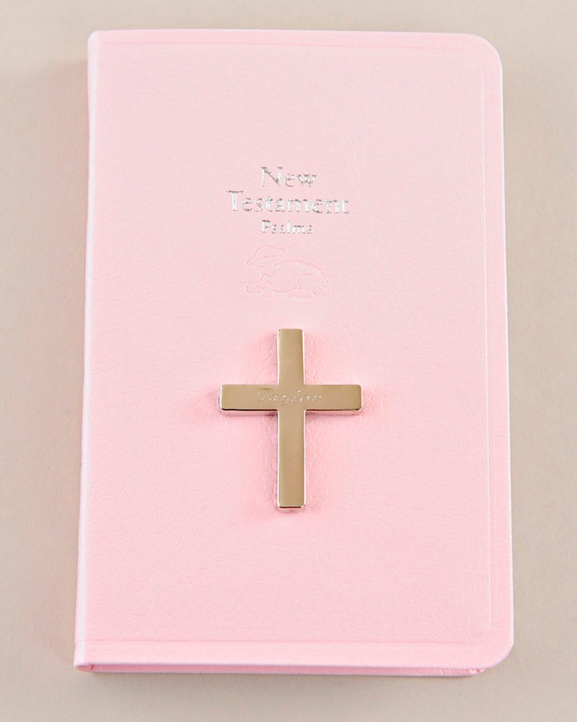 Pink Mini New Testament