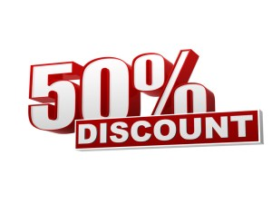 canstockphoto12396834 50 per cent discount
