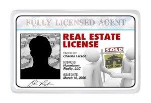 canstockphoto7389305 real estate license card